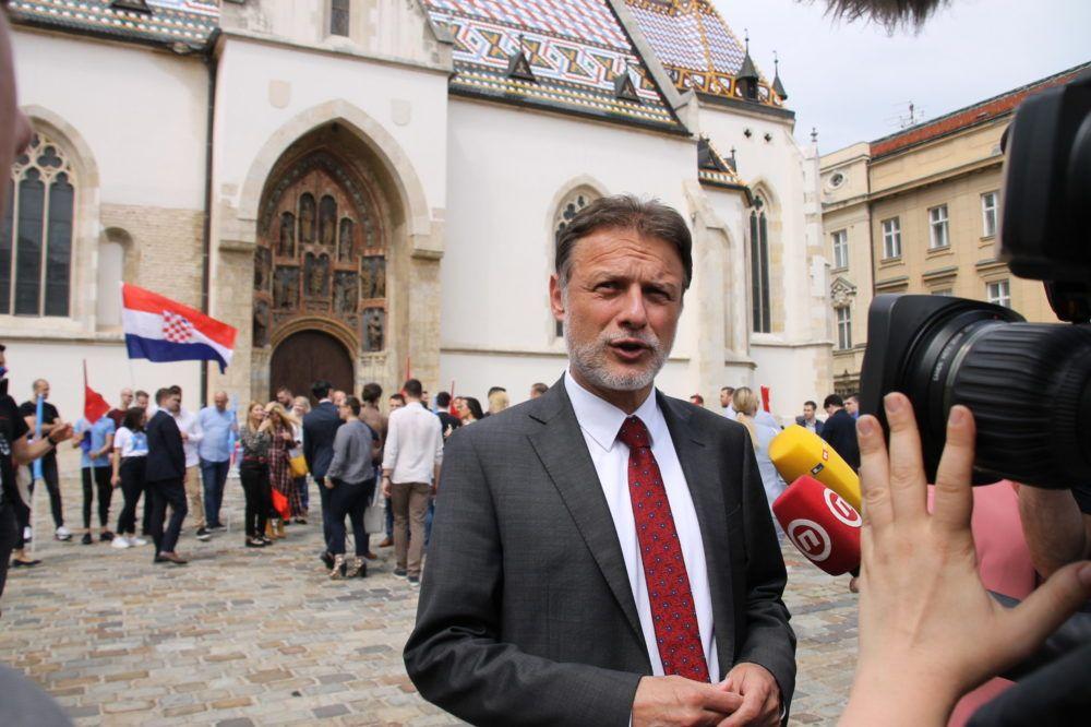 Jandroković: Na HDZ-ovim listama prepoznatljivi ljudi, za razliku od SDP-ovih