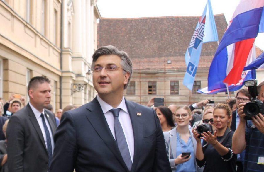 Andrej Plenković je doveo HDZ i državu na dno samoga dna. Ima li tome kraja?