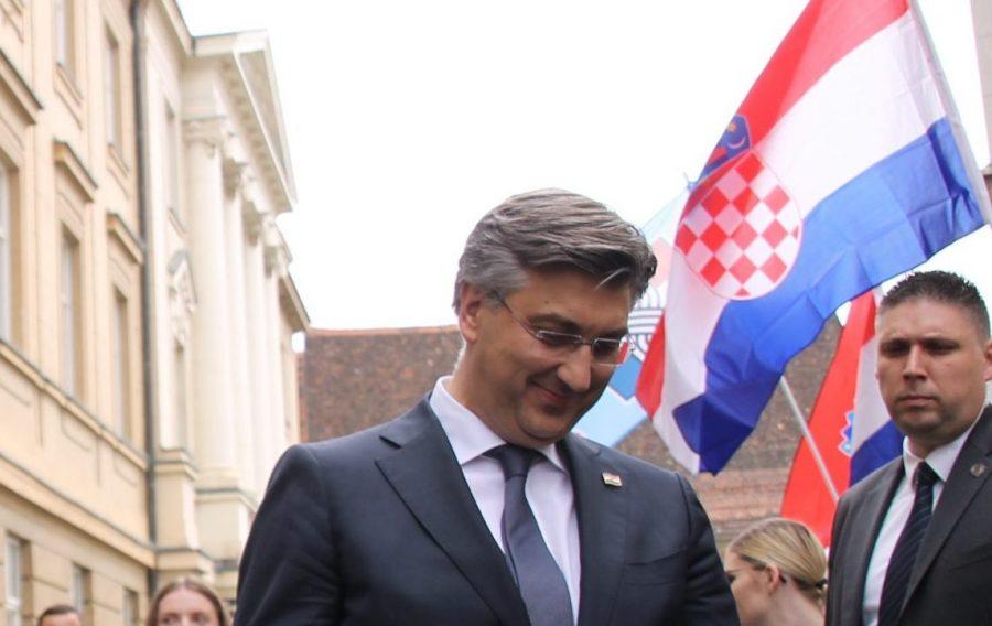 HRVATSKI PREMIJER Plenković čestitao Dan neovisnosti