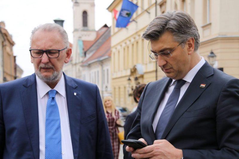 KORUPCIJA IZJEDA HRVATSKU: Ostaje da netko spusti rampu i jasno napiše zakone koji bi to spriječili, a to svakako nisu Plenković i Božinović!