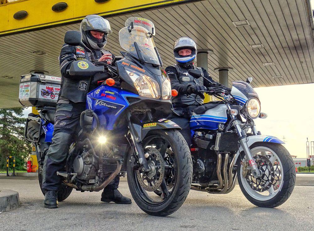 MOTOCIKLISTIČKA AVANTURA Iron Butt 36 sati, 3575 kilometara: Dvojac i prije predviđenog roka odvozio zadane kilometre