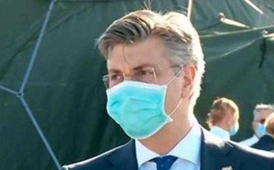 HZJZ: Plenković nije u riziku od obolijevanja od koronavirusa