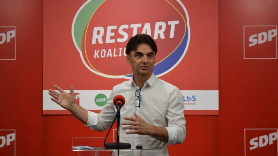 SDP prozvao Nacionalni stožer za doprinos širenju virusa: Politika se mora maknuti iz Stožera, posebno HDZ-ovci