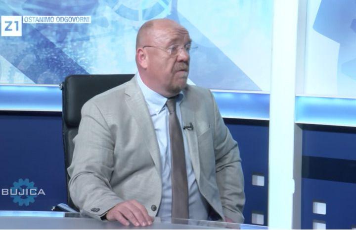 Nositelj liste Domovinskog pokreta Miroslava Škore u 3. izbornoj jedinici Davor Dretar: Ne bu vam to prošlo, drugovi iz HDZ-a i SDP-a!