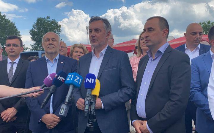Predstavljena je pobjednička lista Domovinskog pokreta Miroslava Škore u drugoj izbornoj jedinici