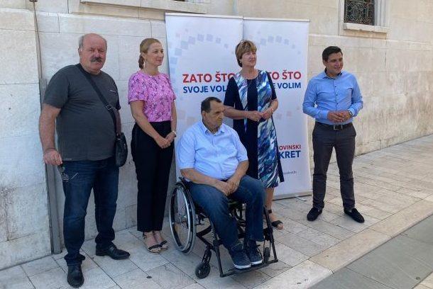 Ruža Tomašić: HDZ-ov nacionalni stožer mjerama zaštite onesposobio hrvatsko gospodarstvo; Važno je omogućiti da se građani osjećaju sigurno na izborima