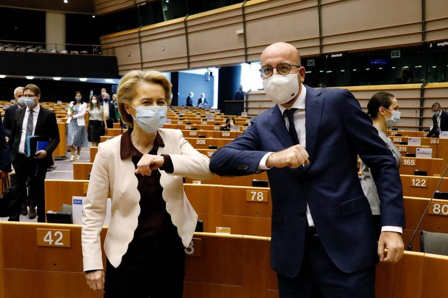 Michel i von der Leyen brane dogovor, eurozastupnici kritiziraju rezove u VFO-u