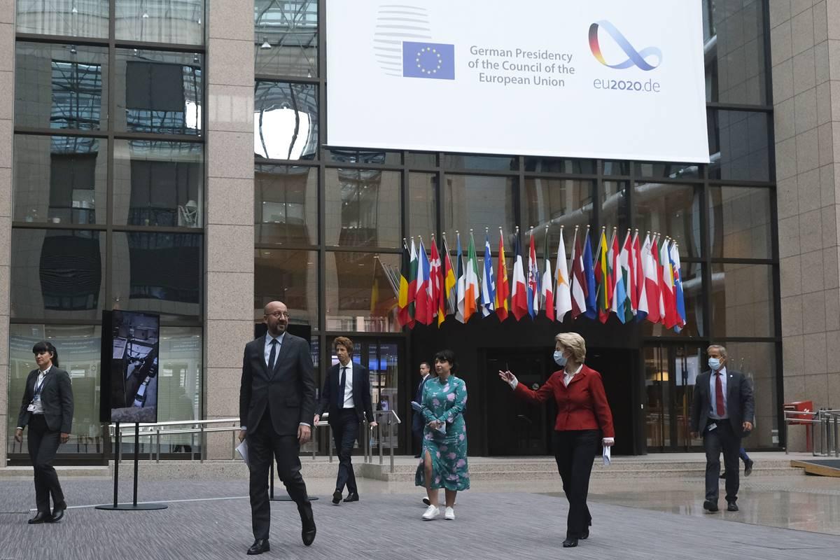 Europski čelnici pokušat će dogovoriti plan oporavka vrijedan 750 milijarda eura