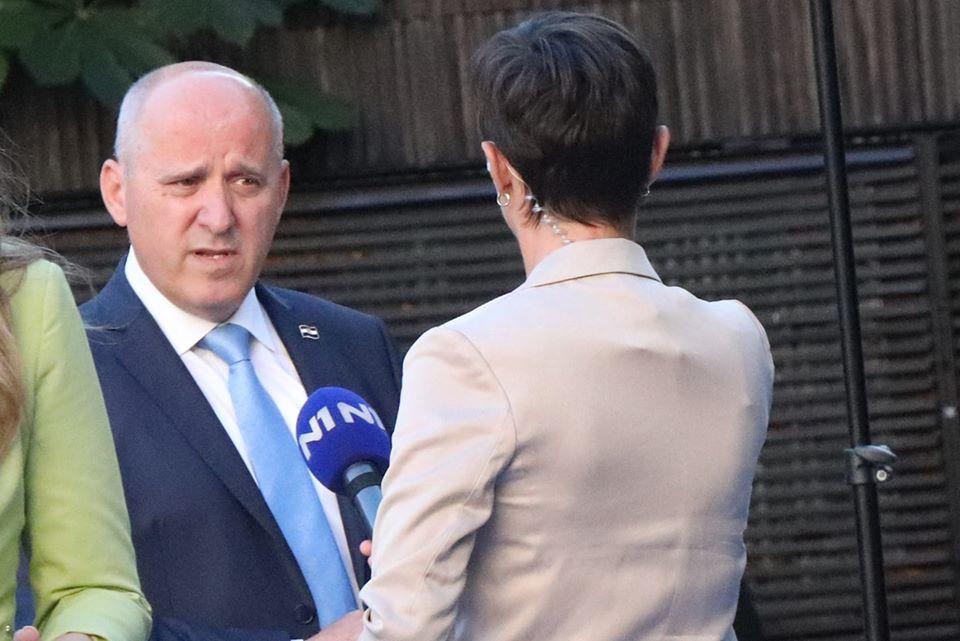 IZBORI 2020 Bačić (HDZ): Nisam iznenađen rezultatom izlaznih anketa
