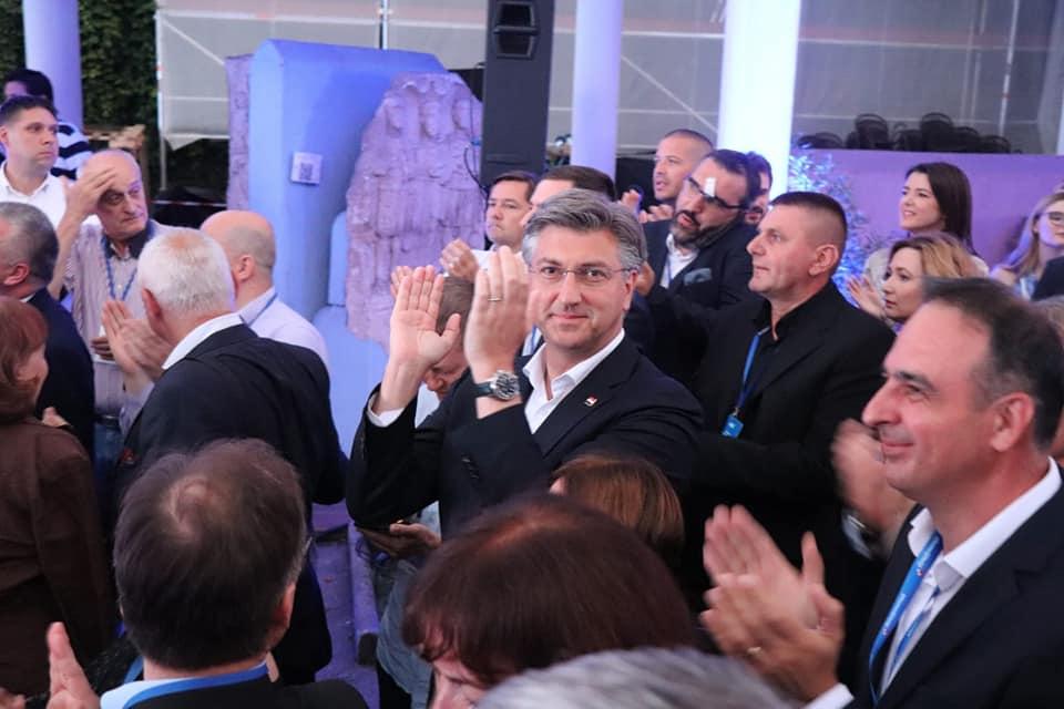 DIP: Nakon obrađenih nešto više od 63 posto biračkih mjesta HDZ-u 68 mandata