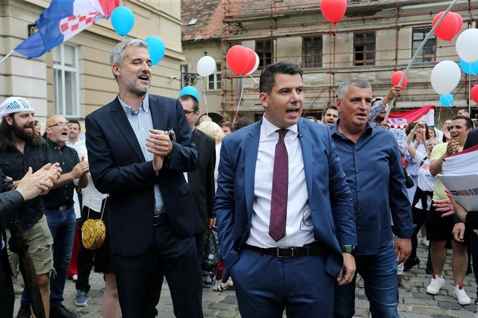 IZBORI 2020 Grmoja: Prvi potez će nam biti iniciranje promjene izbornog zakona