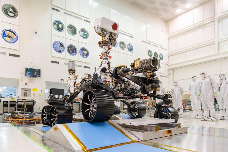 NASA: Zeleno svjetlo za lansiranje rovera Perseverance na Mars