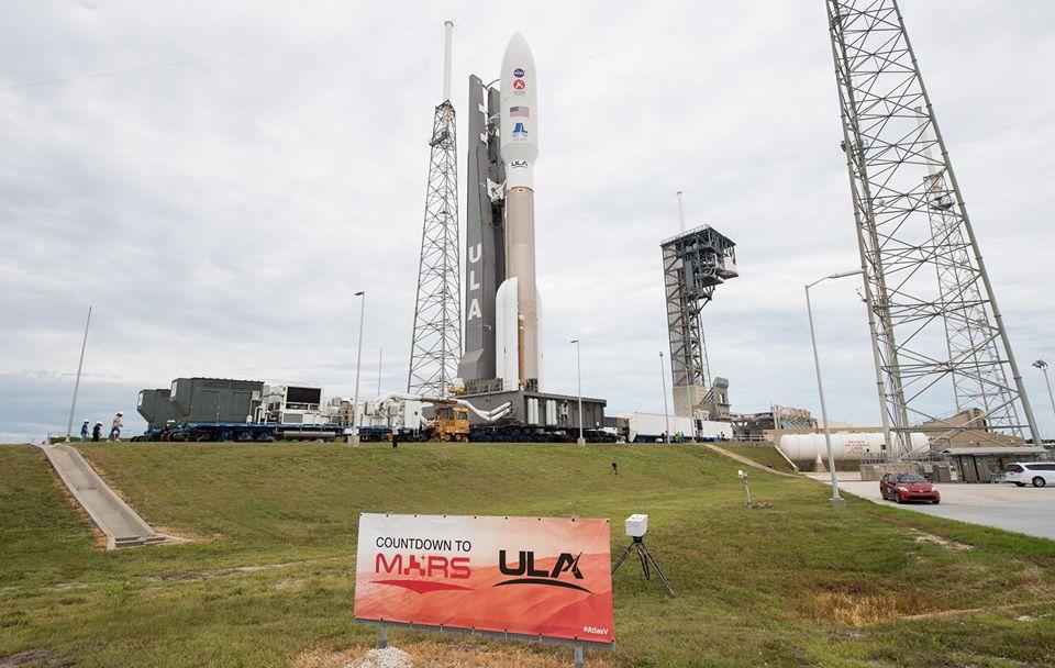 """Lansiran """"Perseverance"""" američke svemirske agencije NASA prema Marsu"""