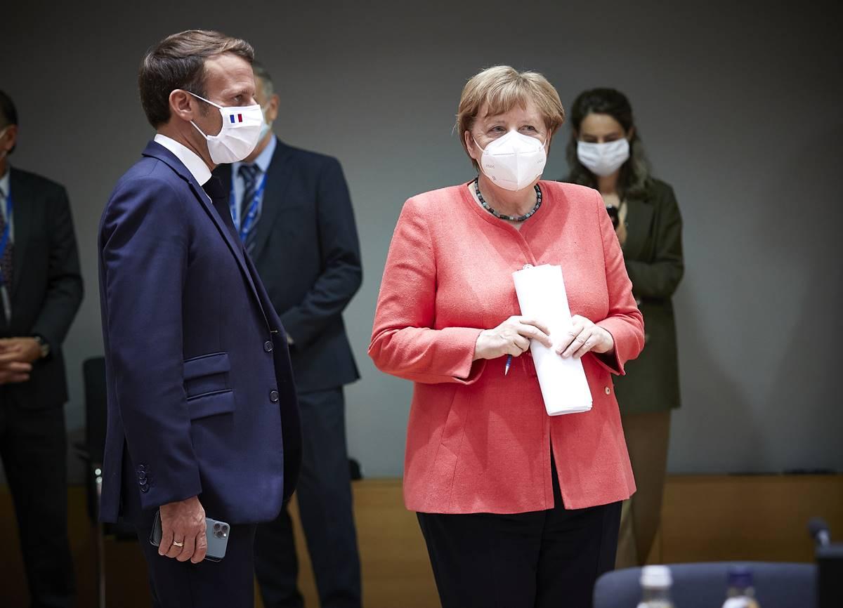 Merkel: Dogovor EU o fondu oporavka pokazuje odlučnost bloka