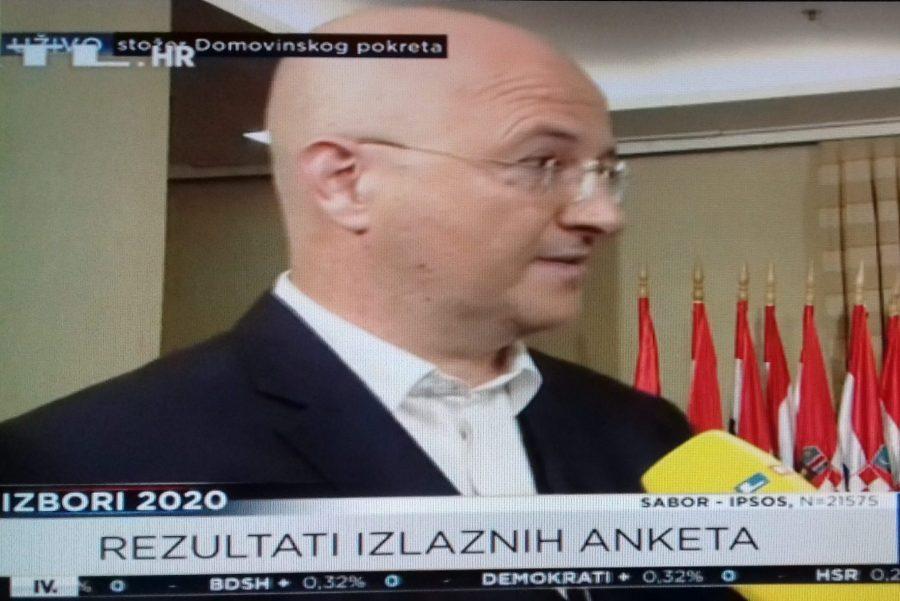 IZBORI 2020 Domovinski pokret: Plenković ne može biti premijer