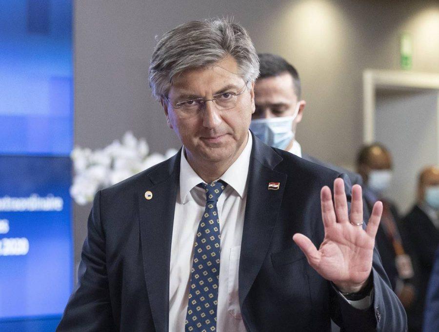 (VIDEO) Plenković: Hrvatska ima sjajnu polugu za razvoj i gospodarski oporavak