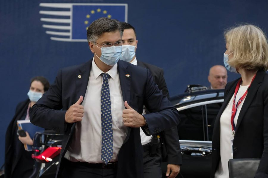 Plenković u Bruxellesu: ne treba razvodnjavati ideju o paketu za oporavak