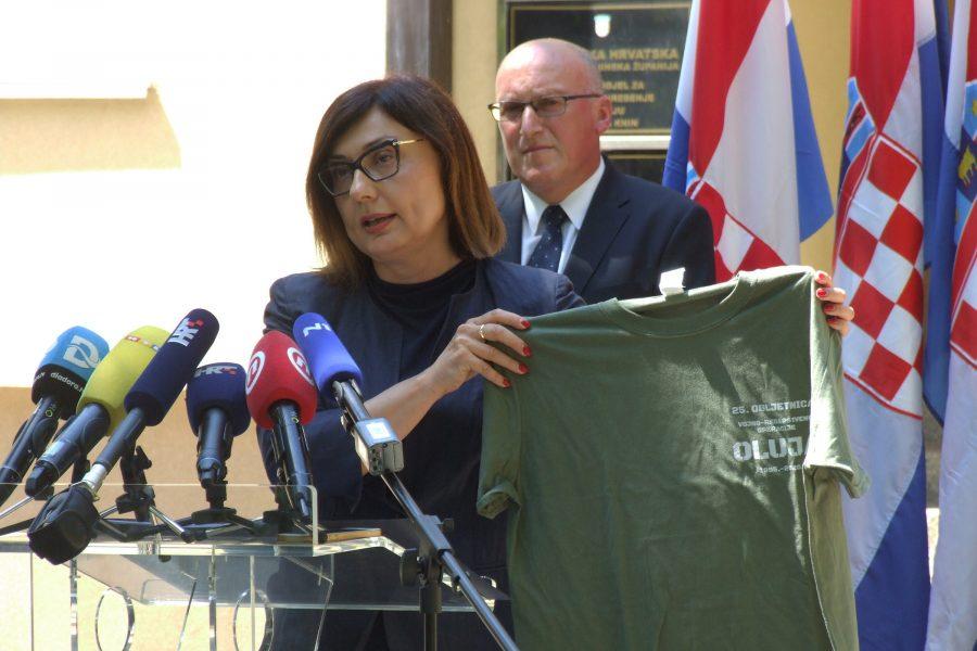 "Najavljen program obilježavanja 25. obljetnice ""VRO"" Oluja u Kninu"