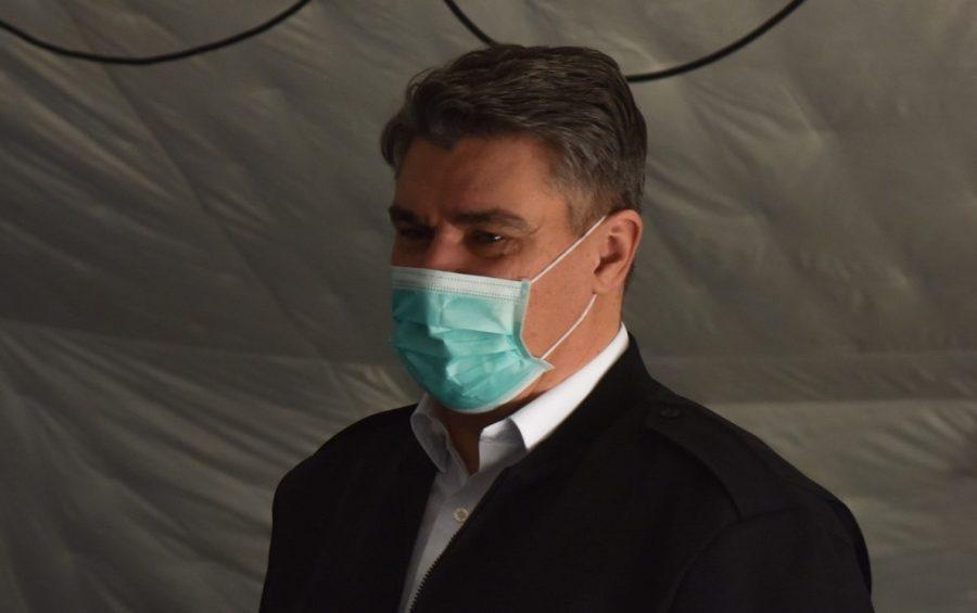 PREDSJEDNIK REPUBLIKE Milanović o koronavirusu: Ljudi će na kraju poludjeti. Koronu treba prihvatiti ne kao neku veliku bolest, nego kao karijes