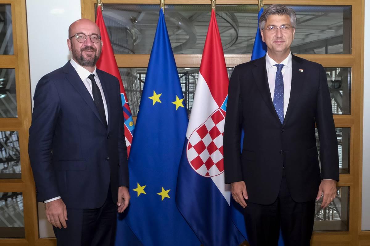 Plenković: Hrvatska očekuje dvostruko veći iznos od onoga što je dosad imala od EU-a
