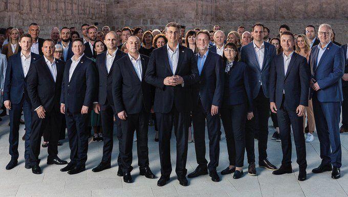 IZBORI 2020 DIP: HDZ osvojio 8 izbornih jedinca i glasove dijaspore