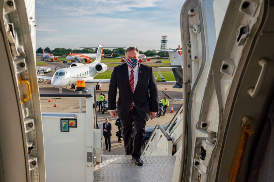 """Američki državni tajnik Pompeo: čelnika WHO-a Tedrosa Adhanoma Ghebreyesusa """"kupila"""" Kina"""