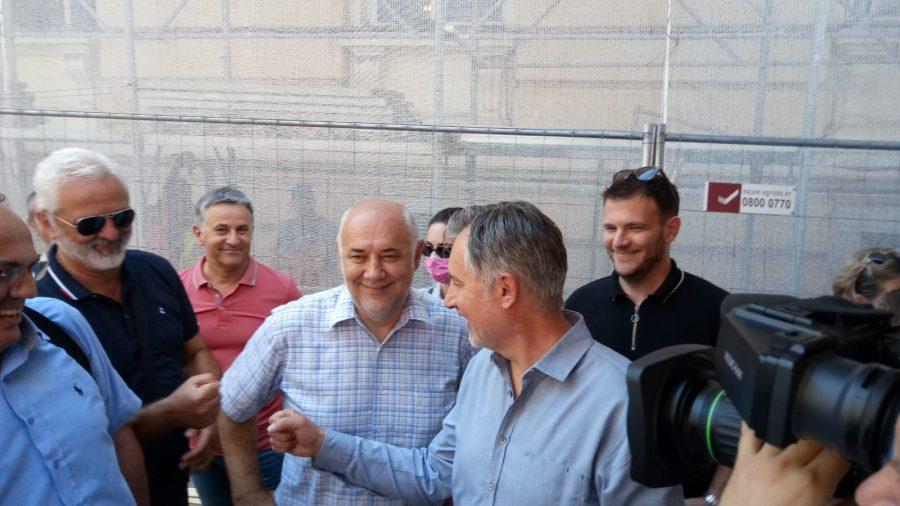 Predsjednik Domovinskog pokreta Miroslav Škoro: Mi smo opcija promjena u Hrvatskoj