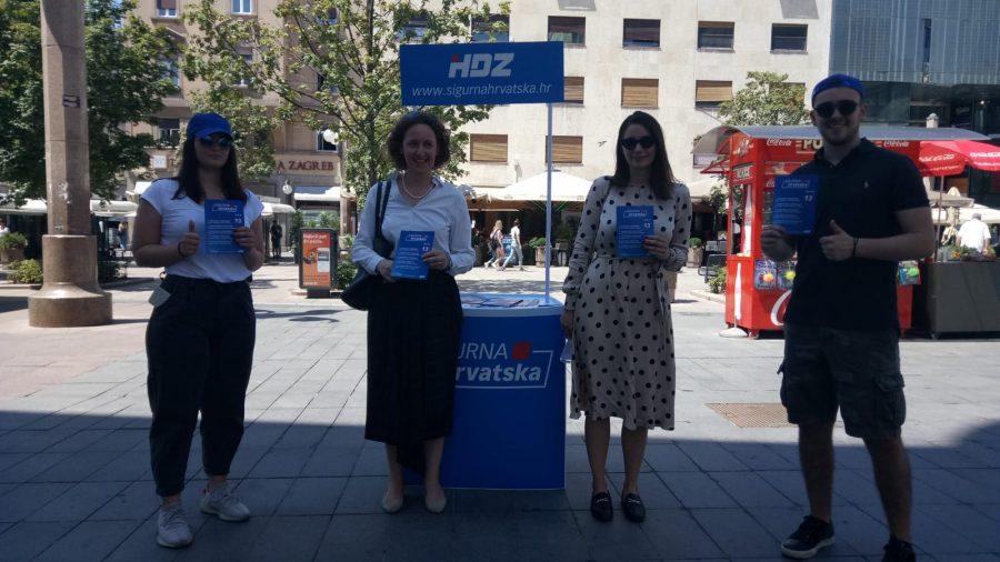 HDZ Obuljen Koržinek: Restart koalicija laže i nemoralno koristiti situaciju Zagrepčana nakon potresa