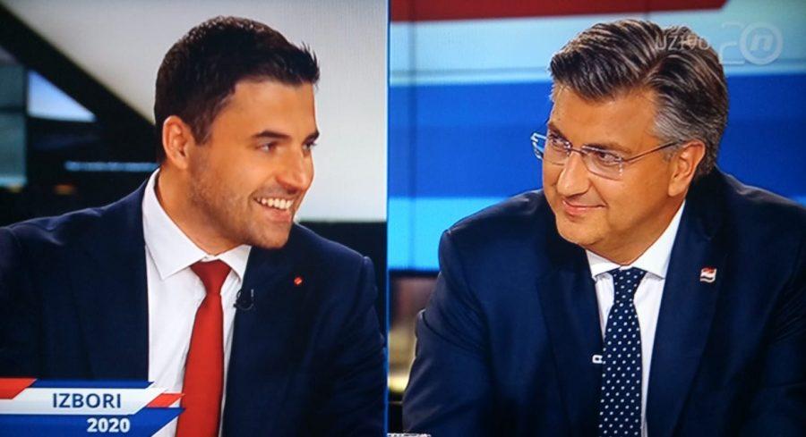 ZAVRŠNO SUČELJAVANJE Nova TV: Plenković: Mi ćemo pobijediti na ovim izborima; Bernardić: Budite sigurni da ćemo imati dovoljno mandata za stabilnu vladu