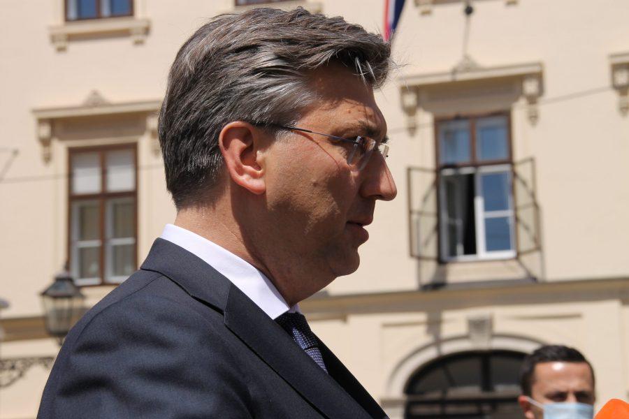 Premijer i predsjednik HDZ-a Plenković: 76 potpisa je garantirano