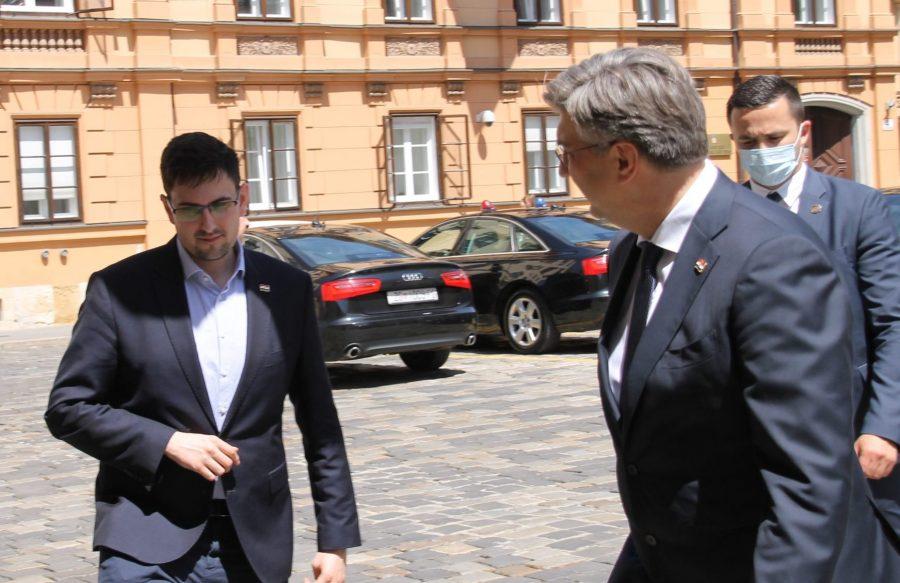 Glasnogovornik Vlade: Plenković će se testirati na koronavirus