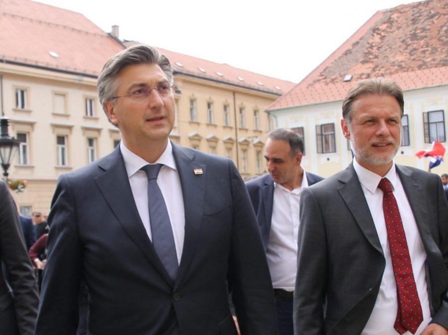Plenković u izvješću Saboru hvalio rezultate samita EU-a