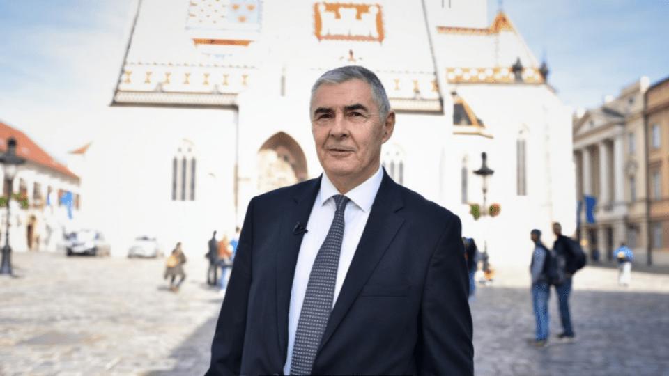 Željko Glasnović: Za novi izborni zakon i rezoluciju o zaštiti Hrvata u BiH