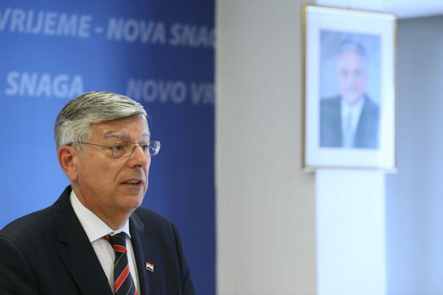 Kandidat HDZ-a u 1. izbornoj jedinici Željko Reiner: Skraćivanje radnog vremena ključna je mjera očuvanja radnih mjesta