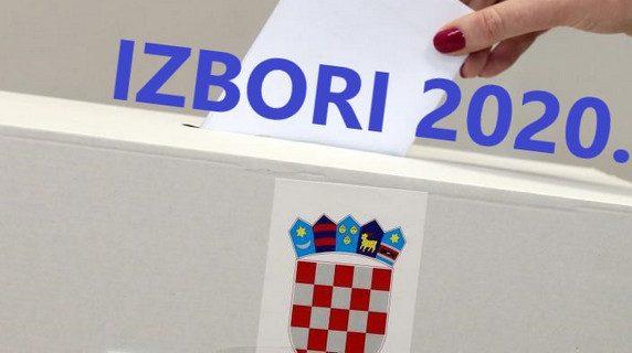 IZBORI 2020: Sva biračka mjesta uredno otvorena