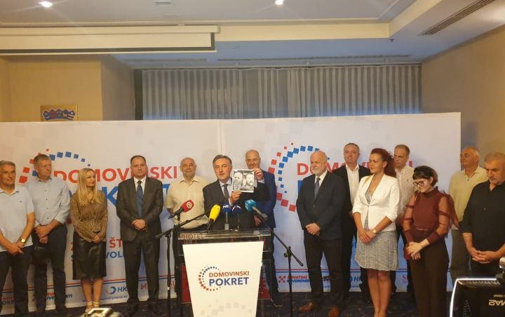 Škoro: HDZ i SDP se slažu oko svojih interesa, Plenković i Bernardić ne mogu biti premijeri