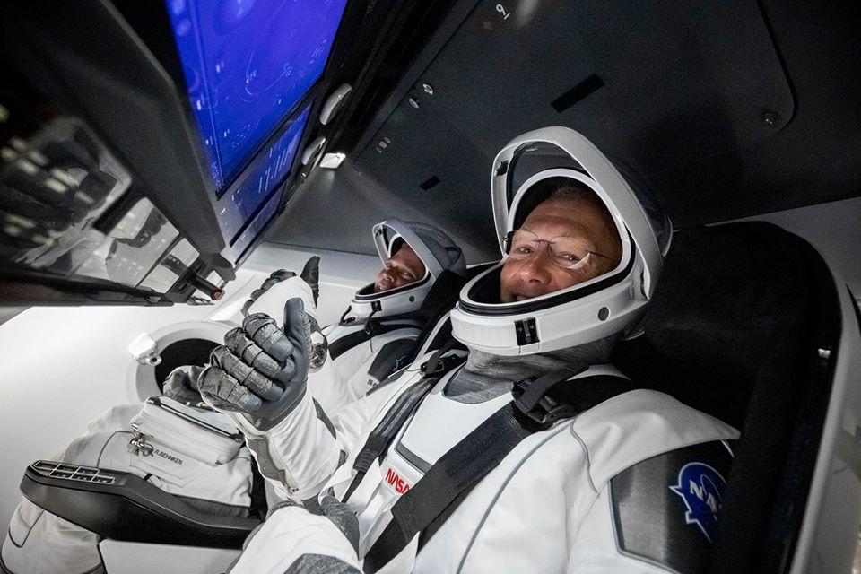 NASA: Dvojica astronauta SpaceX-a Bob Behnken iDoug Hurley u nedjelju bi se trebali vratiti na Zemlju