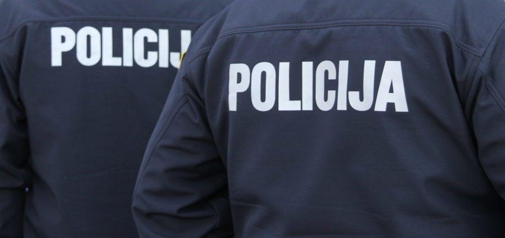 MUP: Osječka policija uhitila dvojicu koja su počinila 31 kazneno djelo