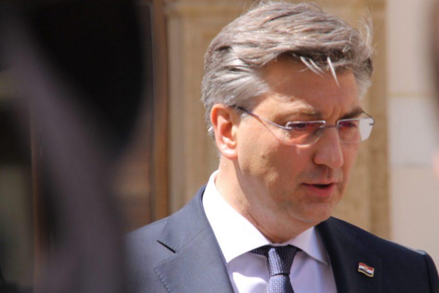 Premijer Andrej Plenković: Očekujem da se daljnji istražni postupci protiv Rimac provedu temeljito