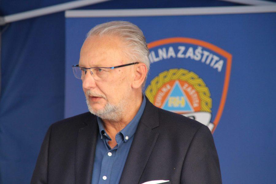 Božinović: Donošenje odluka na temelju lokalnih stožera najbolji put u suzbijanju epidemije