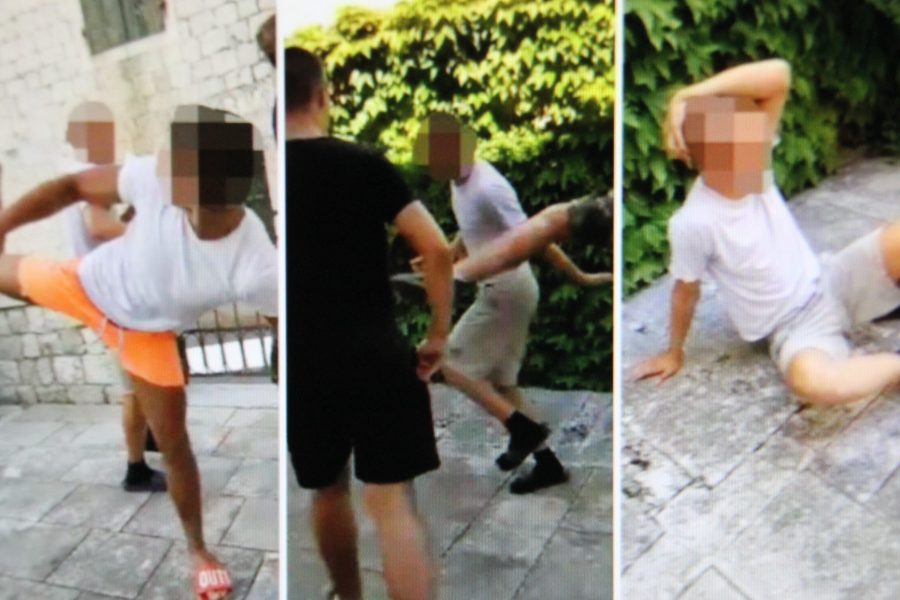 """HRVATSKA ZGROŽENA Kriminalističko istraživanje nad nasilnicima iz Kaštela – Pretučeni mladić: """"Ok sam sad.Bio sam danas na razgovoru u policiji. Malo sam bolje. Prošao sam torturu"""""""