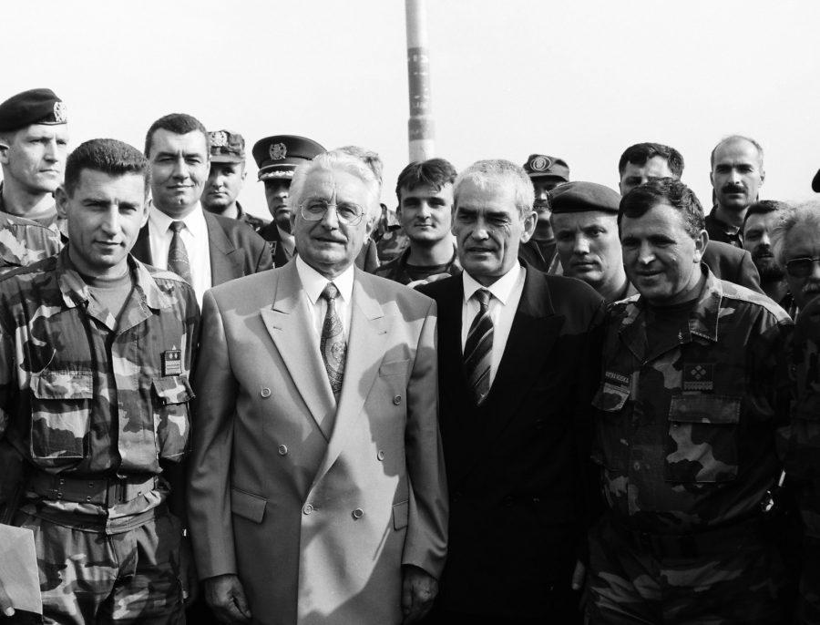 Dragovoljac Domovinskoga rata Petar Škorić: BILJEŠKA S POSLJEDNJEG VOJNOG BRIEFINGA UOČI OLUJE