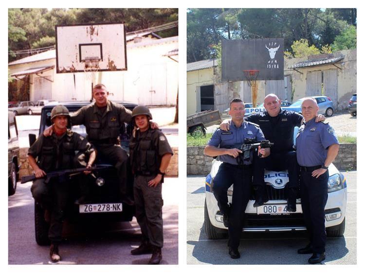 """Istarski policajci koji su sudjelovali u """"VRO"""" Oluji ispričali su svoju priču"""