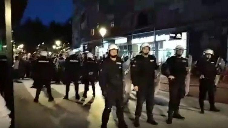 Crnogorska policija neće tolerirati sukobe pristaša vlasti i oporbe