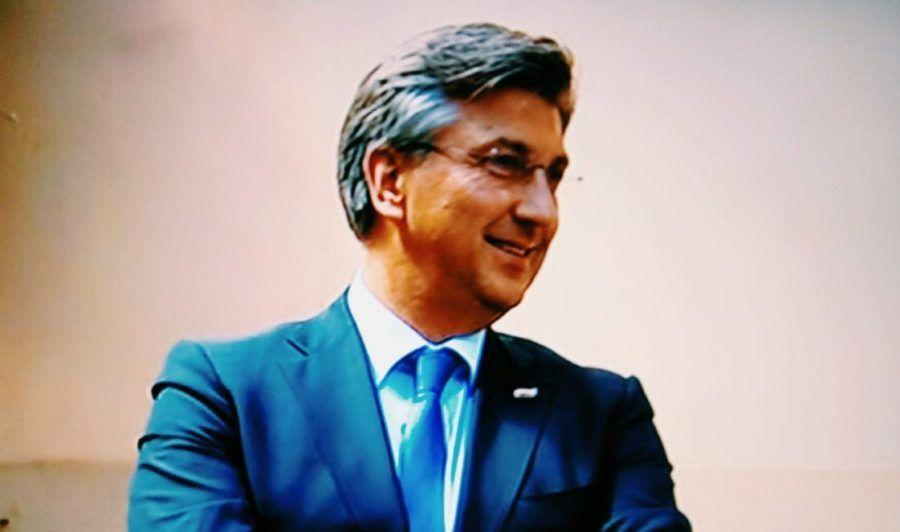 Plenković: Meni je drago da američki državni tajnik Pompeo dolazi u sklopu svoje turneje po ovom dijelu Europe, veselimo se tom susretu