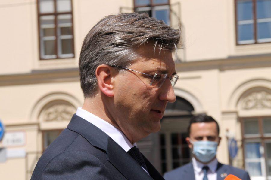 Plenković: Da sam znao za istragu, Kovačević sigurno ne bi bio imenovan za predsjednika Uprave Janafa