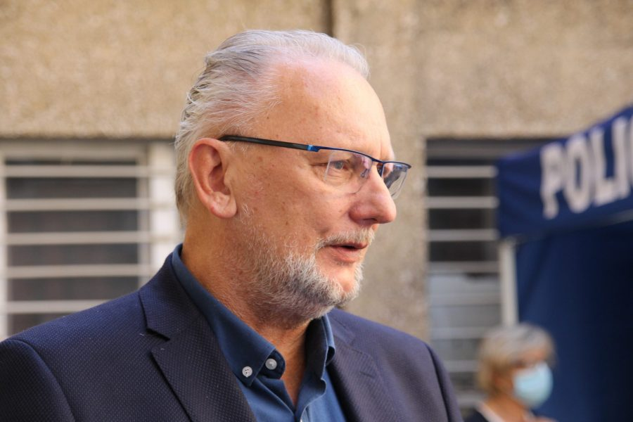 Božinović: Nove mjere u sustavu socijalne skrbi
