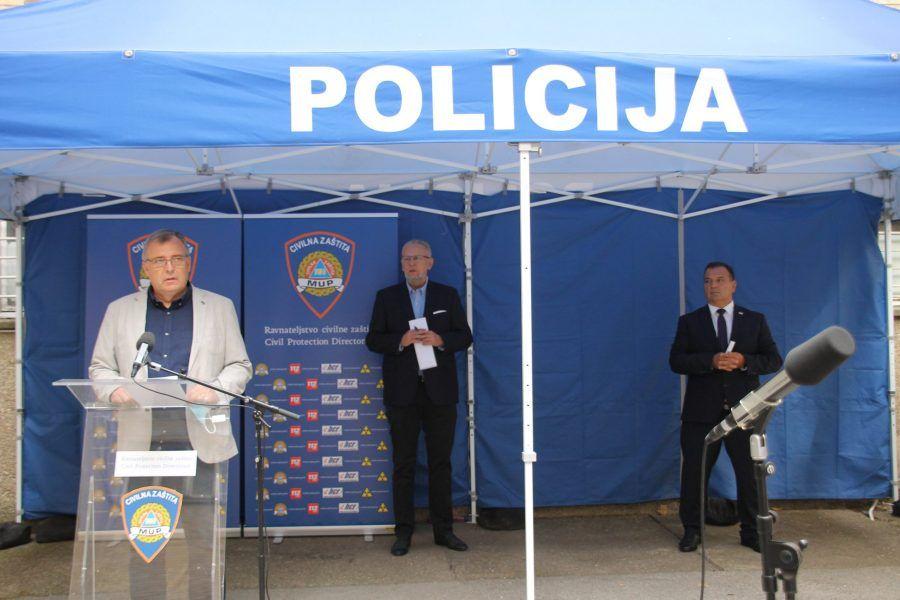 Nacionalni stožer civilne zaštite: U posljednja 24 sata u Hrvatskoj 234 novozaraženih, nažalost šest umrlih