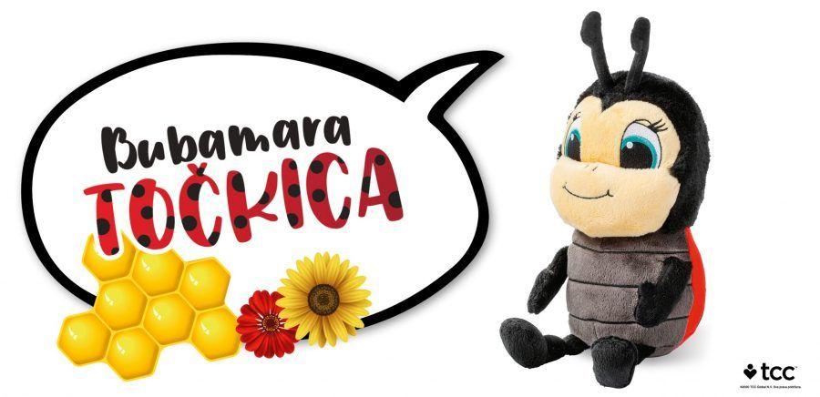 Konzum i Zumići u suradnji s Hrvatskom udrugom pčelara Pčelinjak pokreću humanitarni projekt za spašavanje pčela: Bubamara Točkica pridružuje se hvalevrijednom zadatku