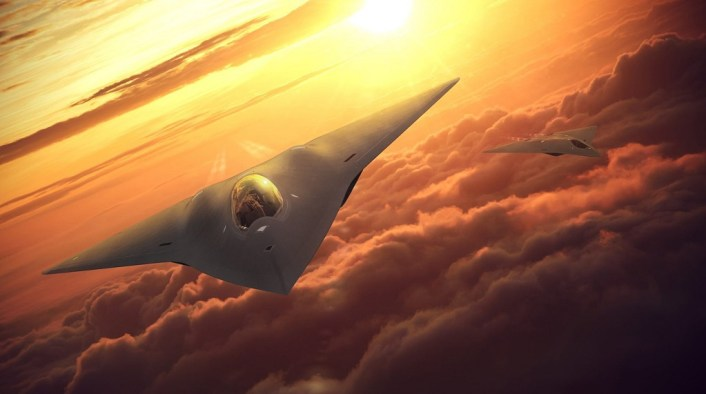 U.S. Air Force PROGRAM NGAD: Američko ratno zrakoplovstvo u tajnosti razvilo i testiralo u letu borbeni zrakoplov iduće generacije